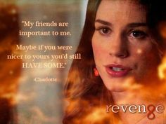 #Revenge - #CharlotteGrayson