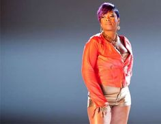 AfterEllen.com talks to R and B singer Monifah about being black and coming out.