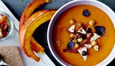 Sund suppe-opskrift - Græskarsuppe med hokkaido | I FORM
