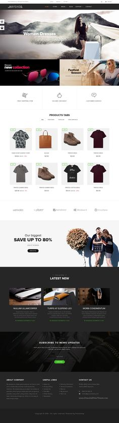 Leo May Shop is wonderful responsive #Prestashop Theme with 5 homepages for multipurpose #onlineshop eCommerce website download now➝ https://themeforest.net/item/leo-may-shop-responsive-prestashop-theme/16682764?ref=Datasata