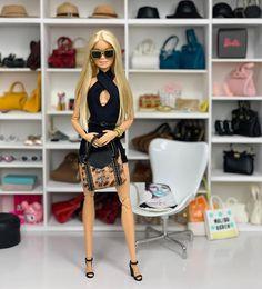Barbie Fashionista, Barbie Collector, Barbie Dolls, Instagram, Barbie Doll, Barbie
