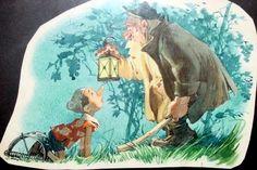 Pinocchio by Libico Maraja