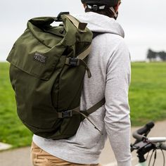 6f76daa3d9 Mystery Ranch Street Zen - 25L | Huckberry Mystery Ranch, Everyday Carry,  Sling Backpack