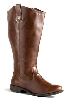 Trix Tall Riding Boot-Extra Wide Width Boots-Avenue