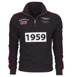 cheap ralph lauren outlet Hackett London Aston Martin Racing 1959 Winner Sweatshirt Black http://www.poloshirtoutlet.us/