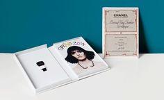 Chanel Spring 2014, Fashion Week Invites