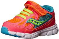 Saucony Girls Baby Kinvara 5 Running Shoe (Toddler/Little Kid)