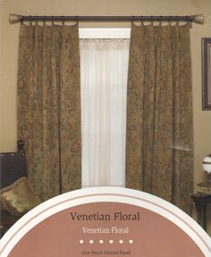 these are the curtains I bought The sheers I found at GoodWill and are antique tan with embroidered roses.