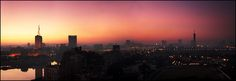 https://flic.kr/p/hNsfBA | Early Morning Cairo Pano | Cairo City Egypt in the very early morning. Captured Feb. 6, 2006 with a Panasonic FZ20.  There was a HUGE dust storm that rolled in on this day that covered the city for days. It was not until our last day in Cairo that I noticed we could see the pyramids from our balcony.   Cairo is an amazing place, it is a city that never seems to sleep.  It is so full of life and amazing sights at just about every corner.  There seems to be some kind…