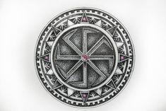 Kołowrót- pagan slavic symbol