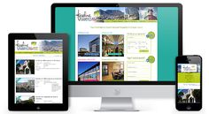 Web design and development for Freeline Properties - your choice when it comes to commercial property or office space in Cape Town. Showcase Design, Cape Town, Commercial, Web Design, Things To Come, Space, Floor Space, Design Web, Site Design