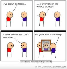 Oh Cyanide and Happiness