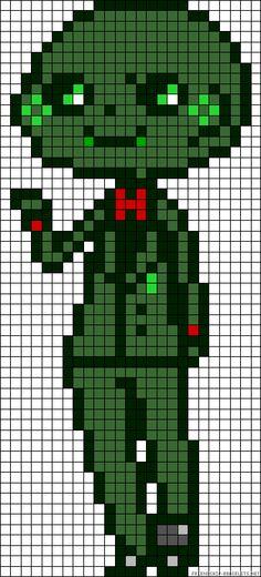 Gamzee Pixel Sprite