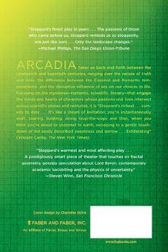 Arcadia: A Play: Tom Stoppard: 9780571169344: Amazon.com: Books