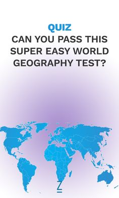 Can You Pass This Super Easy World Geography Test? Geography Test, Human Geography, World Geography, San Diego, Cultura General, Things To Know, Fun Things, Fun Quizzes, Interesting Information