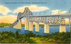 Jamestown Bridge | Old Jamestown Bridge, RI | Flickr - Photo Sharing!