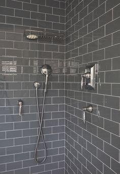 Belmont Bathrooms - contemporary - bathroom - san francisco - Serena Ludovico, ASID, CID