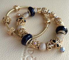 Gold Pandora #bagsandpurses