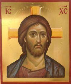 Images Of Christ, Orthodox Christianity, Son Of God, Orthodox Icons, Ikon, Madonna, Jesus Christ, Spirituality, Lord