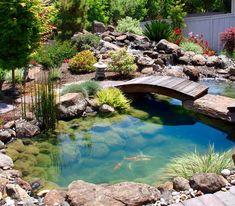 20 Amazing Garden Design Ideas ~ Brisk Post