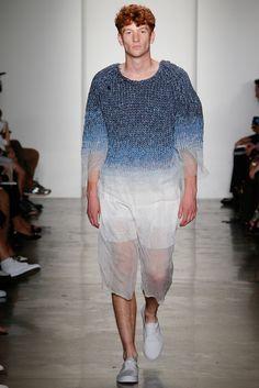 Parsons MFA Spring 2015 Ready-to-Wear Fashion Show