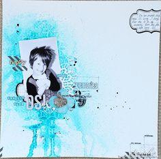 Lindas Scrapping: Skissedilla # 201