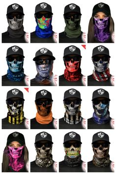 Incredibly Creepy Skull Masks >> These face shields are lightweight and breathable in addition to being terrifying! Halloween Costumes For Work, Halloween Masks, Skull Face Mask, Diy Face Mask, Little Girl Pictures, Creepy Faces, Girl Skull, Rave Mask, Funny Face Mask