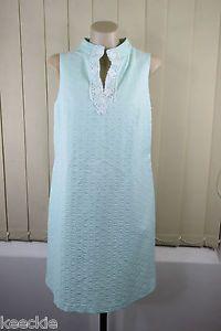 Size S 10 Green Shift Dress Lace Cocktail High TEA Business Chic Feminine Design | eBay