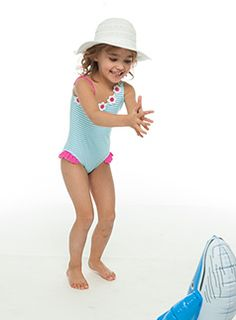 Pumpkin Patch kids fashion spring/summer swimwear collection 2013