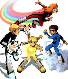 Love me some Power Pack