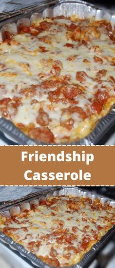 Easy Casserole Recipes, Quick Recipes, Quick Meals, Casserole Dishes, Crockpot Recipes, Cooking Recipes, Healthy Recipes, Noodle Casserole, Healthy Food