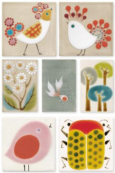 Wish List: Xenia Taler Tiles - Home - Creature Comforts - daily inspiration, style, diy projects + freebies
