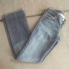 7 for all mankind jeans Good condition. Inseam 33 7 for all Mankind Jeans Boot Cut