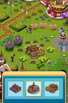 Baue einen barocken Garten in Solitaire Family Wor Solitaire, Family World, Clash Of Clans, App, Games, Baroque, Decorating, Cards, Dekoration