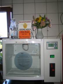 MILCHZAPFSTELLE Millymat in Aubing