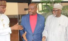 Wike: Any Anti-Graft War That Doesnt Begin With Amaechi Is A Mere expedition   The administration of Nyesom Wike governor of Rivers state has described as a fishing expedition any anti-corruption fight that does not begin with Rotimi Amaechi minister of transportation.  The Rivers government said this in response to the allegations that Wike and some PDP big wigs asked some judges to indict Amaechi.  Davies Ikanya chairman of the All Progressives Congress (APC) in Rivers had accused Wike…