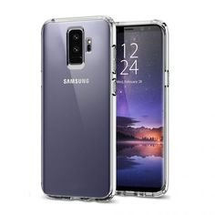 Today, two new Olixar's case renders of the Samsung Galaxy and Plus leaked. The Samsung Galaxy case leaks renders Samsung S9, Samsung Galaxy S9, Samsung Cases, Newest Cell Phones, All Mobile Phones, Latest Phones, Phone Companies, Phone Service, New Mobile