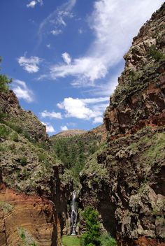 9. Upper Falls Trail, Bandelier National Monument, 3 miles round trip