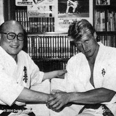 Karate practice led to sex