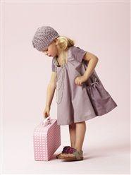 Robe fille en voile pur coton.  - vertbaudet enfant