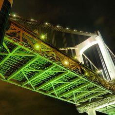 Rainbow+Bridge,+Tokyo+/+レインボーブリッジ