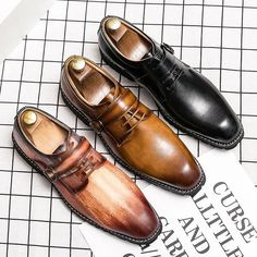 Plus size 38~46 Fashion Brand Men Shoes Luxury Men's Pu Leather Shoes Casual Men Shoes Male Quality Flats Slip On Loafers | Touchy Style Leather Flats, Pu Leather, Men's Shoes, Dress Shoes, Casual Shoes, Men Casual, Loafers Men, Fashion Brand, Oxford Shoes