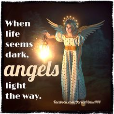 Guardian Angels Light the way / Doreen Virtue Doreen Virtue, Angels Among Us, Angels And Demons, Dark Angels, Angel Guidance, Angel Quotes, Your Guardian Angel, I Believe In Angels, Angel Pictures
