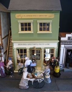 Image result for smallsea dollhouse museum