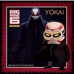 Big Hero 6 Minions   YoKai
