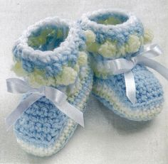 Precious Baby Booties AA8740501 - 12 Soft Pairs to Caress Your Baby's Feet Baby, oh baby! Your precious little one will be doing some fancy footwork in these sweet booties. With 12 adorable pairs to c
