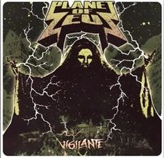 Planet Of Zeus - Vigilante (2014)  Southern/Stoner Metal band from Greece  #planedofzeus #southernmetal #stonermetal