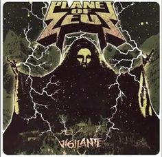 Planet Of Zeus - Vigilante (2014)  Southern/Stoner Metal band from Greece  #planedofzeus #southernmetal #stonermetal