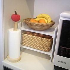 100均の「すのこ」がキッチンに大活躍♪DIYで収納棚を増やそう!   CRASIA(クラシア)