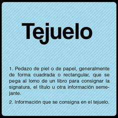 Tejuelo
